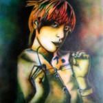 EARTA.ru Картины Наброски Зарисовки Портрет-зимы297-420см-150x150 Аэрограф