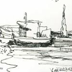 EARTA.ru Картины Наброски Зарисовки баркас-Верный-150x150 Пейзаж