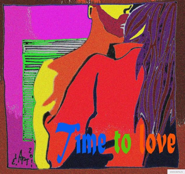 Time to love earta.ru drawing / sketch / photo