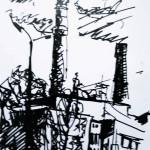 EARTA.ru Картины Наброски Зарисовки пейзаж-0-150x150 Пейзаж
