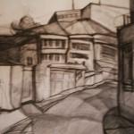 EARTA.ru Картины Наброски Зарисовки улочка-диплом-1-150x150 Карандаш