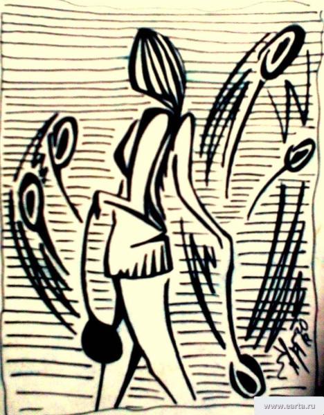 twisting poi earta.ru drawing / sketch / photo