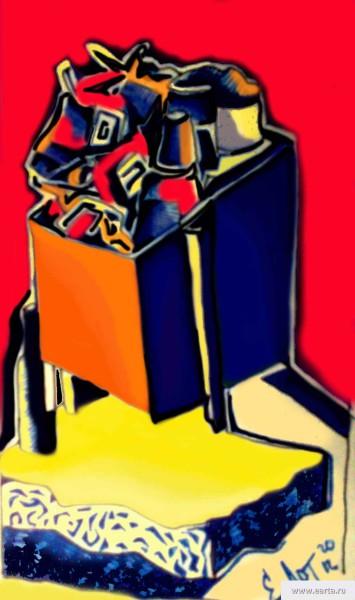garbage earta.ru drawing / sketch / photo