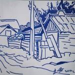 EARTA.ru Картины Наброски Зарисовки IMG_3441-150x150 Пейзаж