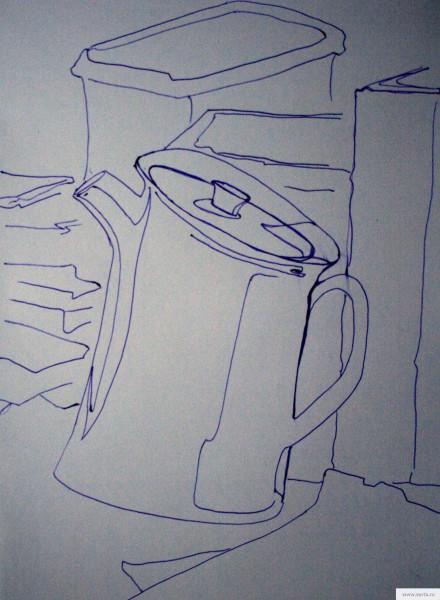 электрочай рисунок/фото