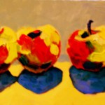 """Apples"" painting picture / photo Яблоки earta.ru"
