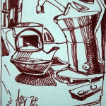 EARTA.ru Картины Наброски Зарисовки IMG_7374-150x150 Натюрморт