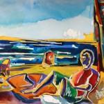 EARTA.ru Картины Наброски Зарисовки IMG_79401-150x150 Акварель
