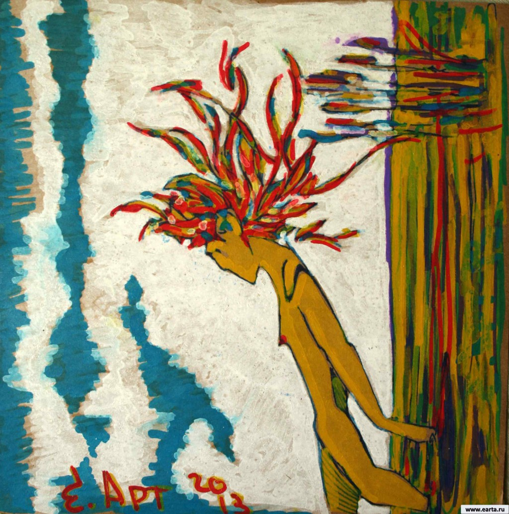 EARTA.ru Картины Наброски Зарисовки IMG_8055-1024x1034 Дерево Жизни Графика