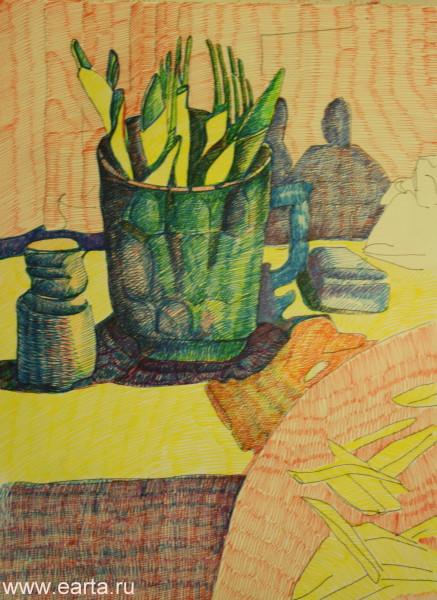 EARTA.ru Картины Наброски Зарисовки IMG_8220-437x600 Одинокий белый человек с вилками в толстом медведе (бумага/маркер А4) earta.ru рисунок/набросок/фото Uncategorized