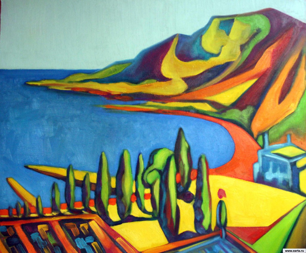 EARTA.ru Картины Наброски Зарисовки Jena-mujika-s-riboy-1024x846 Жена мужика с рыбой Uncategorized