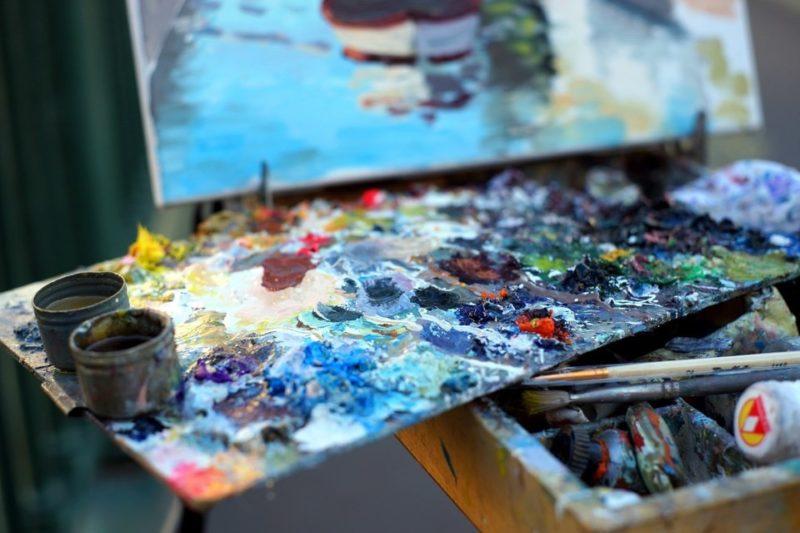 Набор живописца